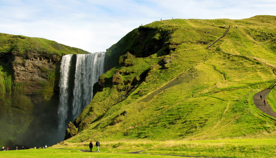 Iceland Walking & Hiking Tour